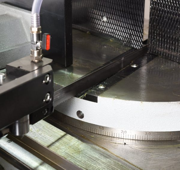 DM-1215 Rotating Table With Single Cut Line