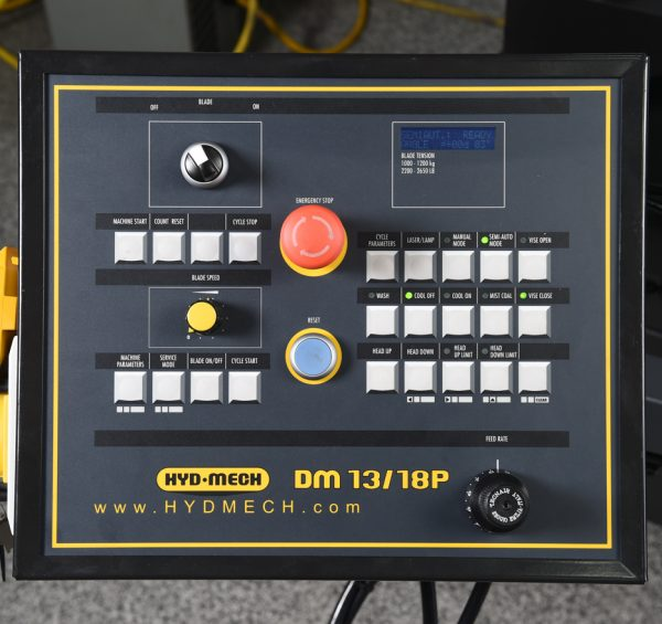 DM-1318P Semi-Automatic Control