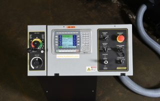 H-28A-120 Automatic PLC Is Programmable Up To 999 Jobs With 10 In Queue