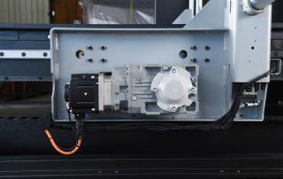 H-28A-120 Rack And Pinion Servo Drive Motor