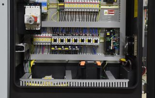 H-320A Easy Access Electrical Panel