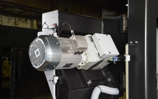 H-18A 10 HP True Direct Blade Drive No Belts Or Pulleys