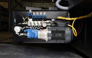 H-18A Easy Access Hydraulics