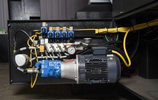 H-22A Easy Access Hydraulics