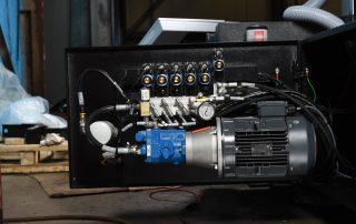 H-22A-120 Easy Access Hydraulics