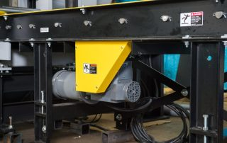 H-22A-120 Motor for the Optional Powered Conveyor Drives All Rollers