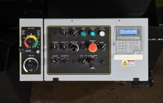 H-28A Automatic PLC Control Programmable Up To 99 Jobs With 5 In Queue