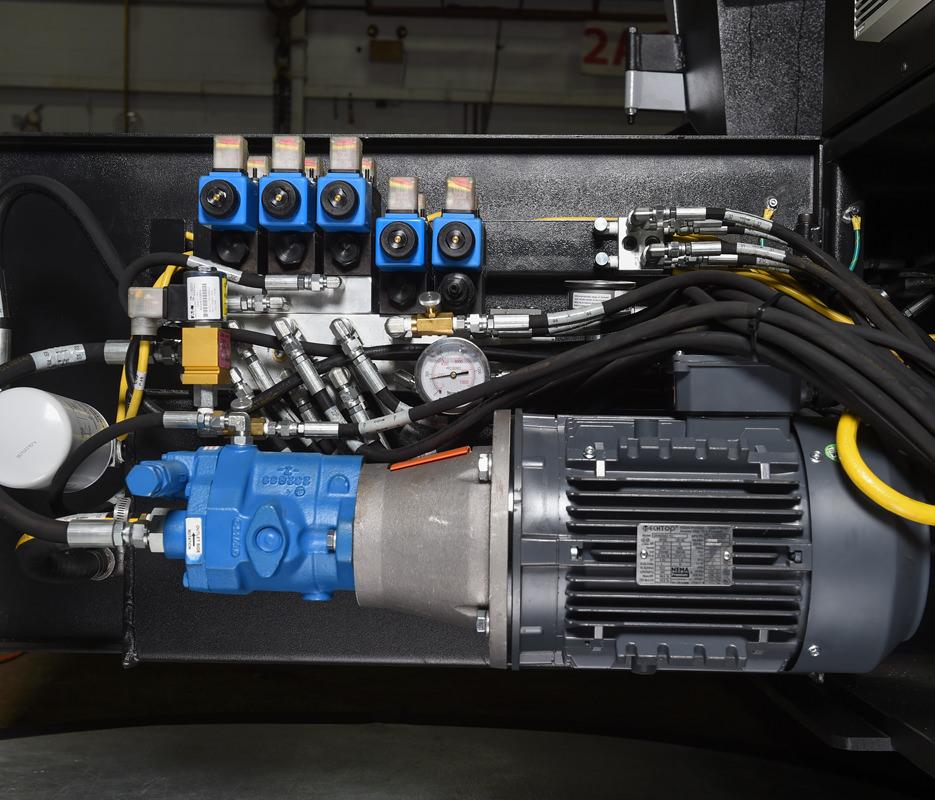 H-28A Easy Access Hydraulics