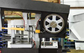 H-32A Cast Iron Band Wheels