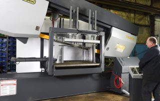 H-26/42 Machine Features 12 Degree Canted Head