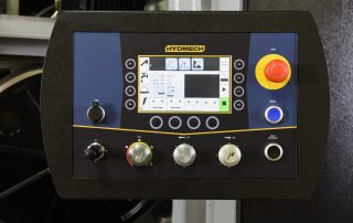 H-320A Automatic Plc Touch Screen Control