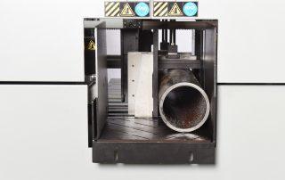 H-320A Optional Full Capacity Hydraulic Overhead Bunding