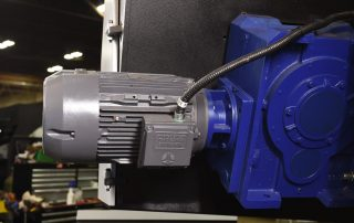 H-40/40 20 HP True Direct Blade Drive No Belts Or Pulleys