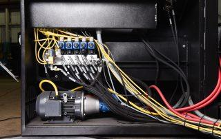 H-40/40 Easy Access Hydraulics With 5 HP Hydraulic Pump