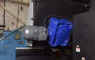 H-40/80 20 HP True Direct Blade Drive No Belts Or Pulleys