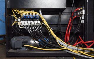 H-40/80 Easy Access Hydraulics With 5 HP Hydraulic Pump
