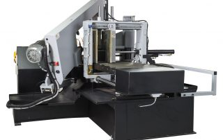 S-20A is a powerful automatic saw with a small footprint