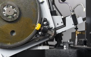 S-20A its replaceable blade brush keeps blade clean