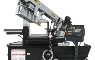 S-20P features easy swing cast iron saw head