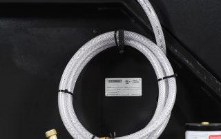 S-20P flood coolant with wash down hose
