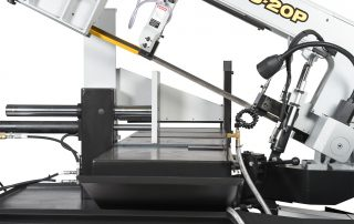S-20P optional full capacity hydraulic bundling