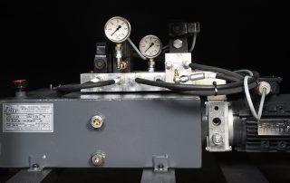 S-23A easy access hydraulics run on demand saving you money
