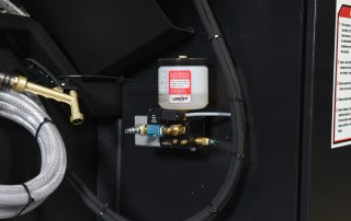 S-23A offers optional mist lubrication