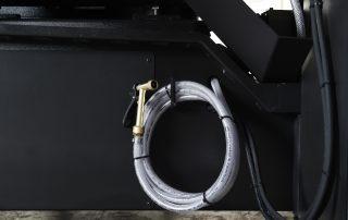 S-23P Flood coolant with wash down hose