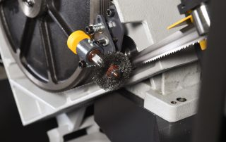 S-23P replaceable blade brush keeps blade clean from chips