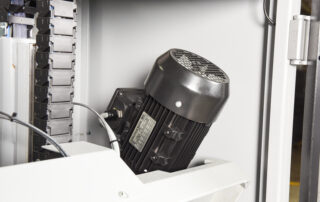 H-230A Has a 3-HP VFD