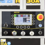 H-230A Features An Automatic Touch Screen Plc Control Programmable Up To 20 Jobs With 5 In Queue