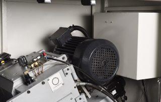 CSNC-65 machine 10 HP blade drive