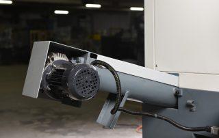 CSNC-65 machine chip auger drive
