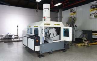 CSNC-100 easy access to machine components