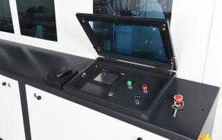 CSNC-100 plc control panel