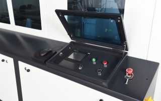 CSNC-125 plc control panel