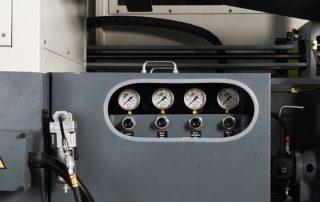 CSNC-80 variable vise pressure controls