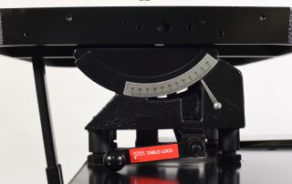 VSC-24 Tilting Table Angle Scale
