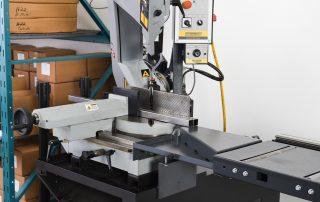 DM-10 K110 table adaptor plate top view