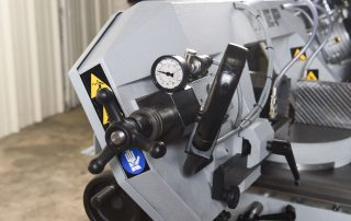 DM-10 mechanical blade tension