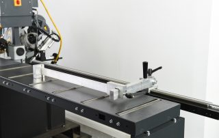 DM-10 rs work stop for K110 table