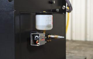 DM-10 optional mist lubrication