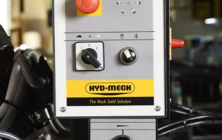 DM-10 two speed control panel