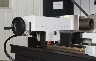 DM-1318P quick release hydraulic vise