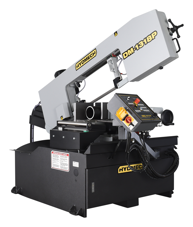 DM-1318P side machine shot