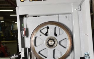 V-18APC-60 door open band wheel