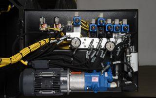 V-18 hydraulic power pack