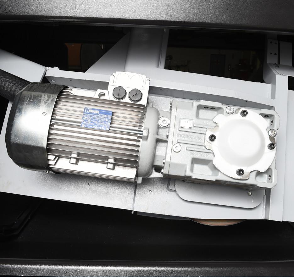 7.5 HP true direct drive