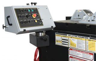 V-18 articulating control panel