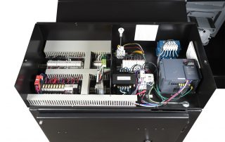 V-18 easy access electrical panel